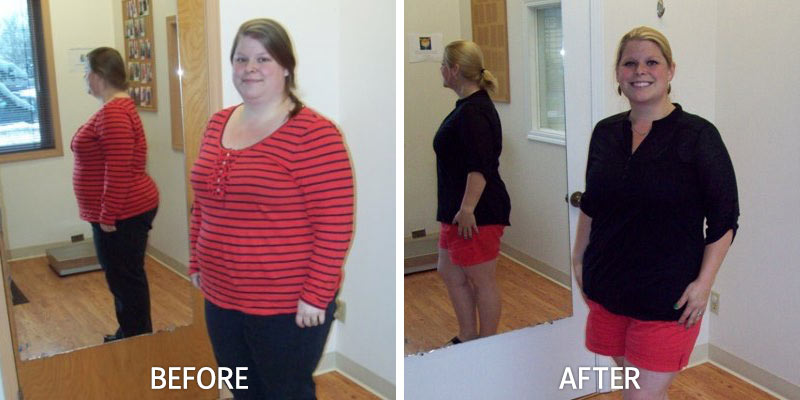 real weight loss results alaska premier health
