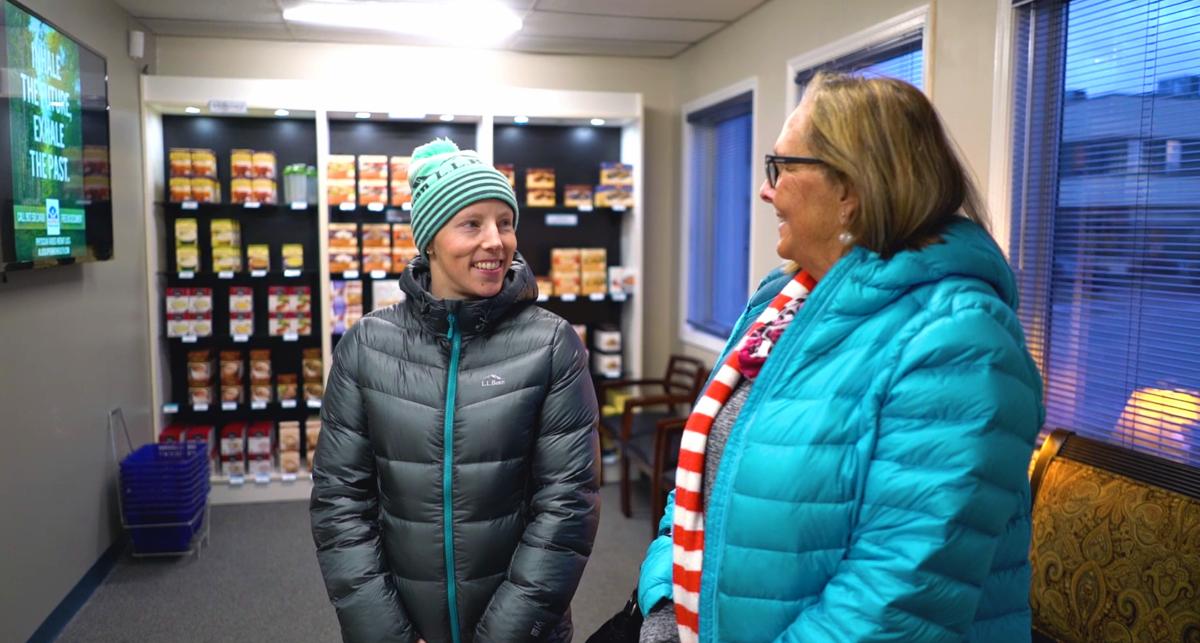 Kikkan Randall and her mom Deborah start health programs at Alaska Premier Health