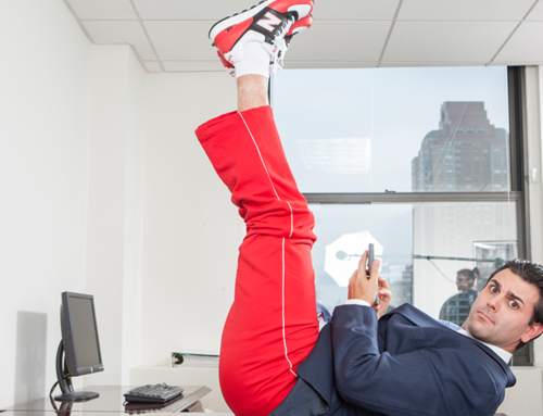Why Working Out Is More Important than Your Job
