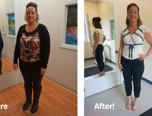 Ambra's story: To say it was easy would be a lie, but to say it can be done is the truth!