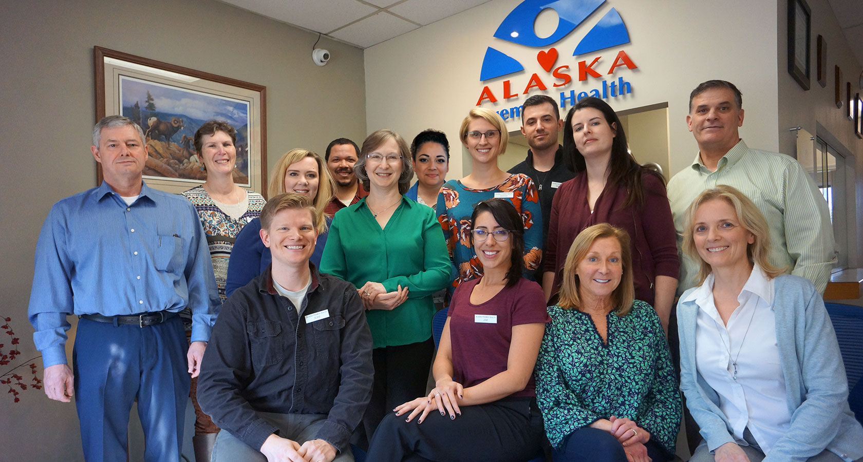 Alaska Premier Health staff photo