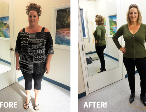 Diana's story: On her way to losing 50 lbs for her 50th birthday!