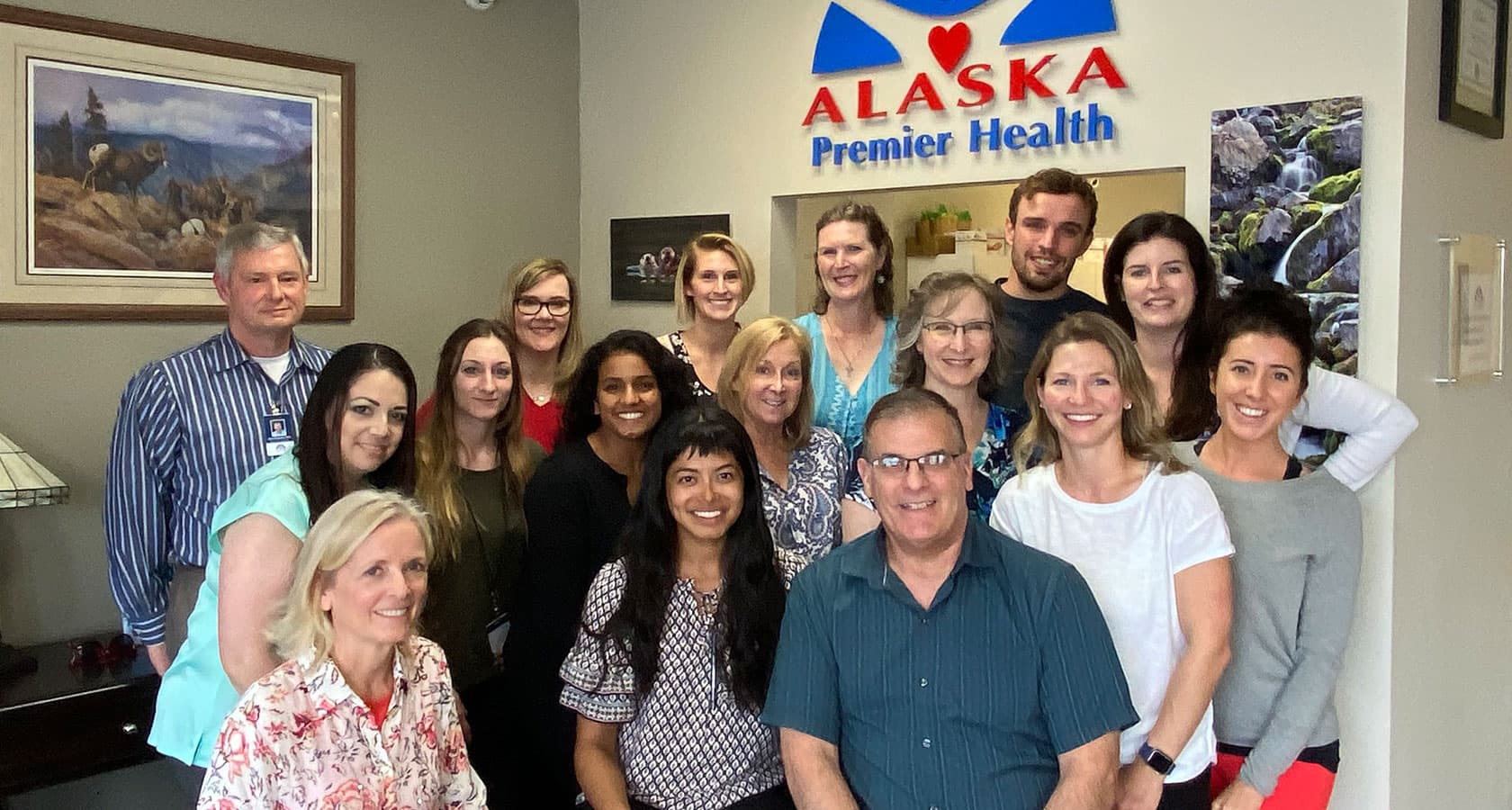 alaska premier health staff photo